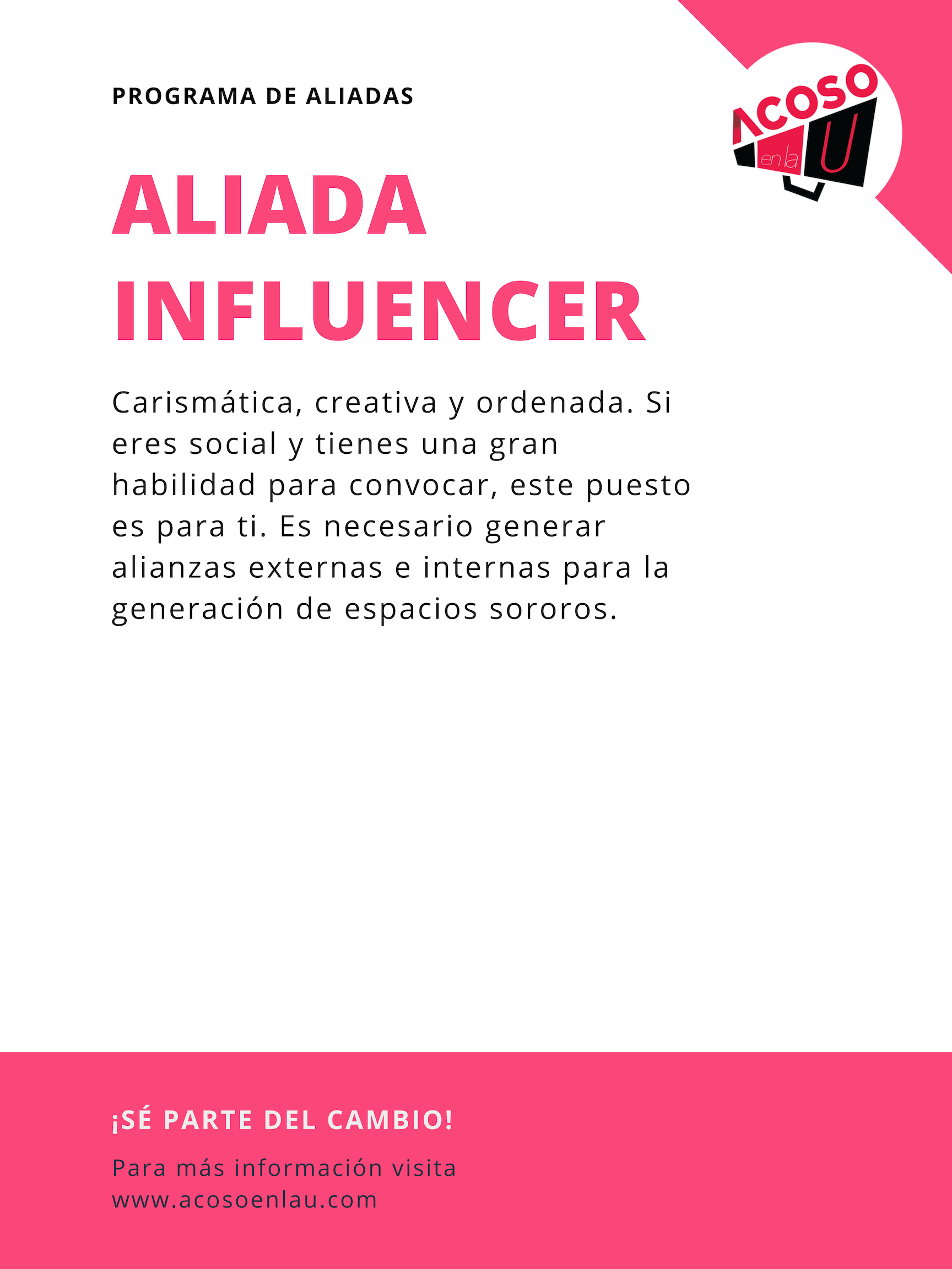 Red-de-Aliadas-Acoso-En-la-U-Hostigamiento-Sexual-Activista-influencer